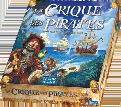 jeu de société enfant 8 ans pirate le crique des pirate