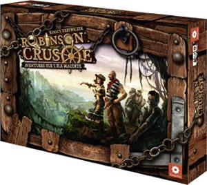 Jeux coopératifs Robinson Crusoe jeu enfant 14ans